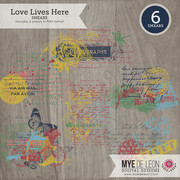 Love Lives Here | Smears
