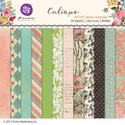 Caliope digital paper pack