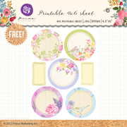 Meadow Lark free printable