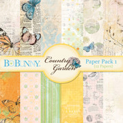Country Garden Paper Pack 1