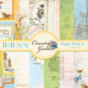 Country Garden Paper Pack 2