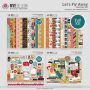 Let's Fly Away   Complete Kit
