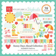 Sunny Days Ahead Element Pack #2