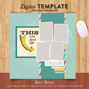 Jessica Sprague Sweet Life Template