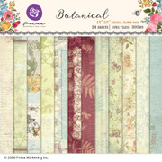 Botanical Paper Pack