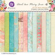 Steel Toe Mary Jane Paper Pack