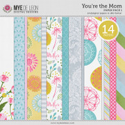 You're the Mom | Paper Pack 1