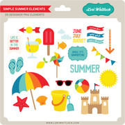 Simple Summer Elements