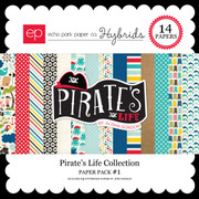 Pirate's Life Paper Pack #1
