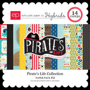 Pirate's Life Paper Pack #2