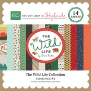 The Wild Life Paper Pack #1