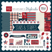 Stars & Stripes Mini-Theme