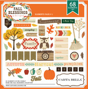 Fall Blessings Element Pack 1