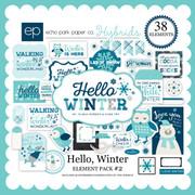 Hello Winter Element Pack 2