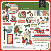 Christmas Wonderland Element Pack 1