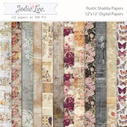 Rustic Shabby Papers
