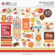 All About Fall | Element Pack