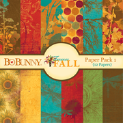 Forever Fall Paper Pack 1