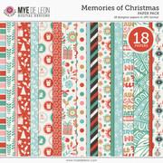 Memories of Christmas | Paper Pack