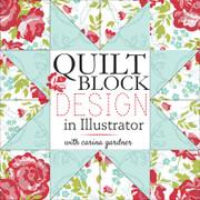 Quilt Block Design in Illustrator Class
