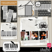 THE RAVEN Mini Album