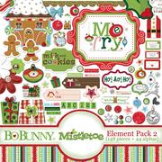 Mistletoe Element Pack 2