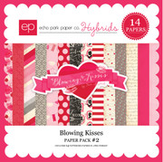 Blowing Kisses Paper Pack 2