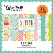 Spring Paper Pack