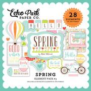 Spring Elements Pack #3