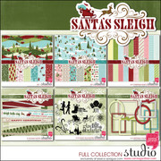 SANTA'S SLEIGH - Full Collection