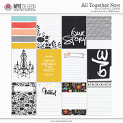 All Together Now | 3x4 Journal Cards