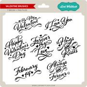 Valentine Script Brushes