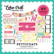 Petticoats Element Pack 1