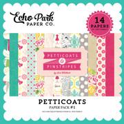 Petticoats Paper Pack 1