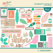 Hillside Element Pack 2