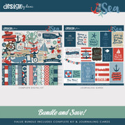 By the Sea Value Bundle