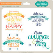 Adventure Sunshine Brushes