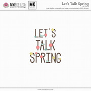 Let's Talk Spring | Alpha