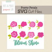 Pretty Petals Cut Files