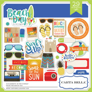 Beach Day Element Pack 3