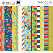 Walk With Me | Paper Pack