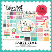 Party Time Element Pack 1