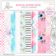 Peaceful Harmony Paper Pack