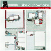 Like A Snowflake QuickPages