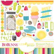 Lemonade Stand Element Pack 2