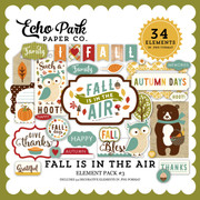 Fall is in the Air Element Pack 3