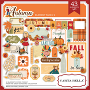 Autumn Element Pack 2