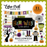 Halloween Element Pack #1
