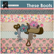 These Boots Sampler