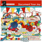 Document Your Joy Element Pack 1